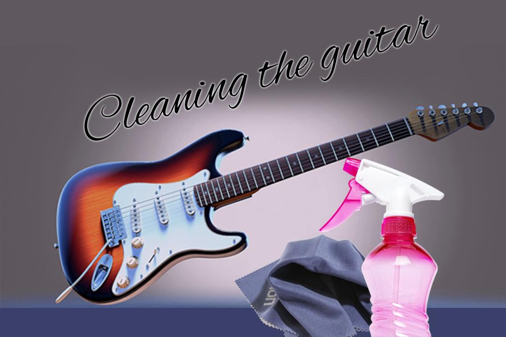 Come pulire la chitarra elettrica in 6 semplici passaggi